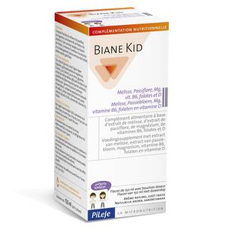 Biane Kid Melisse, Passiflora, Mg